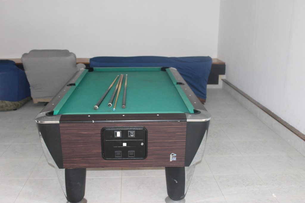 Sala de recreativos